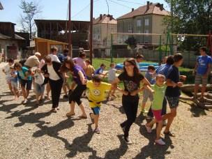 1Spielende Kinder Rumaenien