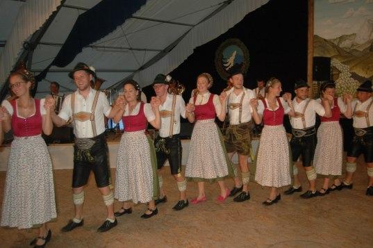 Chiemgauer Tanzfest Rottau Auftanz 2