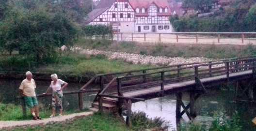 kl-Pegnitz Wandern