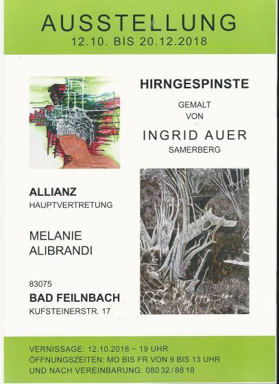 Bad Feilnbach 2018 Plakat