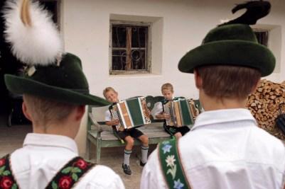 Unterschiedliche Gruppen spielen am Sonntag beim Jungmusikanten-Treff auf (Foto: Gerard)