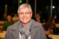 Annemarie Braun, 3. Bürgermeisterin vom Samerberg, freut sich, das der Samerberg der sicherste Ort in Deutschland ist!
