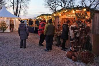 Weihnachstmarkt am See