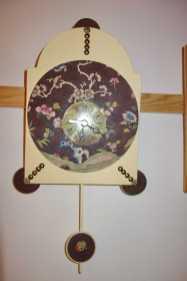 Schilder-Uhr