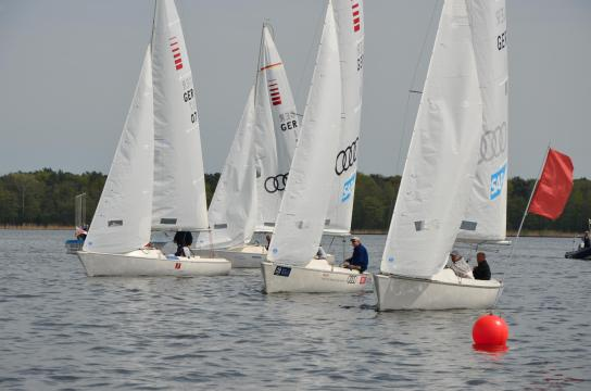 Regatta am Chiemsee