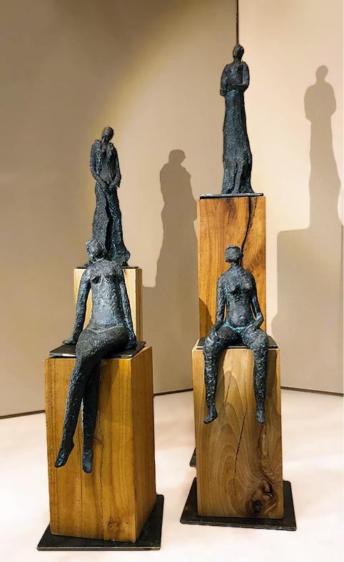 Skulpturen - Andrea Liske / Lübeck