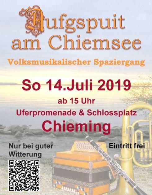 2019 Aufgspuit am Chiemsee oW