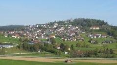 Gaufest Kirchberg Ortsansicht 2019