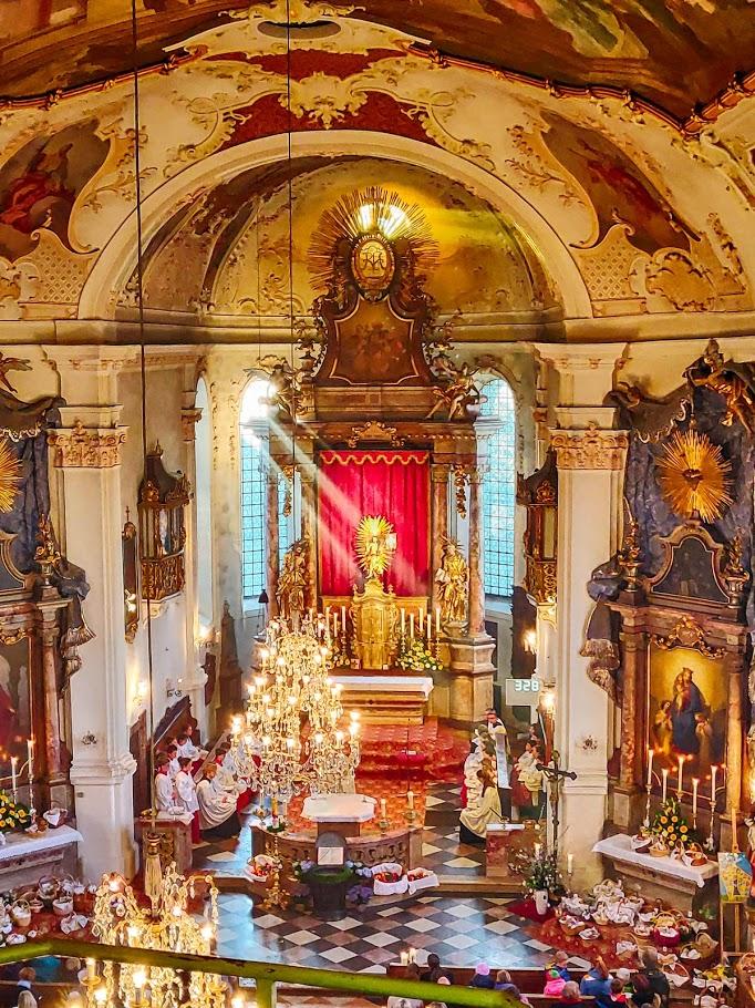 Kirche Prien