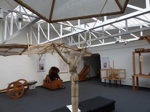 Ausstellung Leonardo da Vinci Altoetting Stadtgalerie