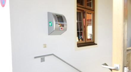 Defibrillator Atzing 2