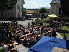 Schnalzerfrühschoppen 2012 - 1