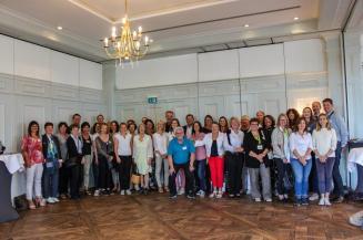 Oberbayerische Gästeführer und touristische Partner fanden sich zur Informations-Veranstaltung des TOM e.V. ein