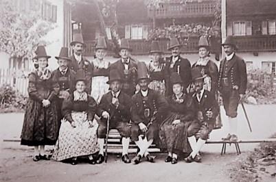 Historischen Gruppe