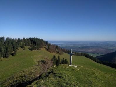 Irlberg Chiemseeblick