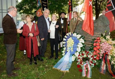 Totenehrung Landesgruppe Bayern (22)