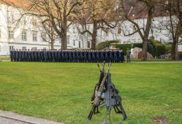 Fahnenband Bundeswehr (2)