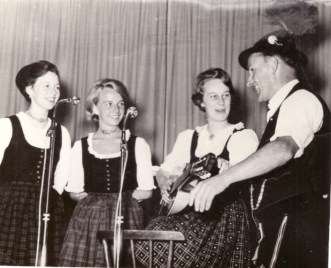Aschauer Sängerinnen - Ernst Rupp
