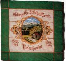 Piesenhausen Fahne