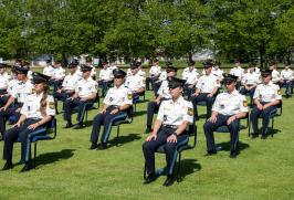 Polizisten Vereidigung Dachau (8)