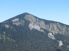 Gscheuerwand Panoramablick Hochplatte