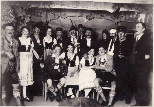 Theater vor Krieg