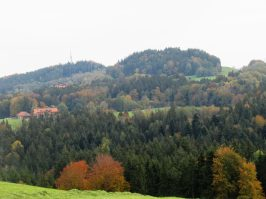 Blick von Schwemmreit nach Mönibuch und Stupfa