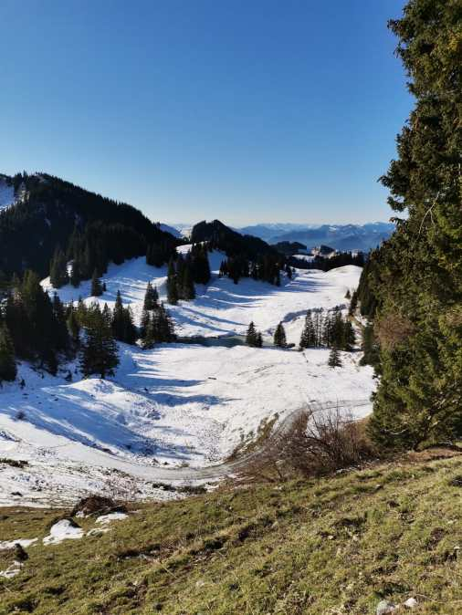 1Blick von Priener Hütte (2)