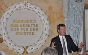 Ansprache MP Dr. M. Söder - Verfassungsfest 2018, Foto R. Elflein