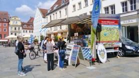 Lebhafte Nachfrage in Regensburg
