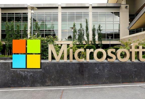 Microsoft'tan