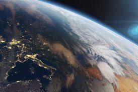 NASA'dan 4K çözünürlükte muhteşem Dünya videosu