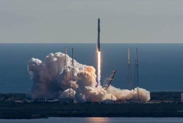 SpaceX, önemli bir ilke daha imza attı: İşte muhteşem görüntüler