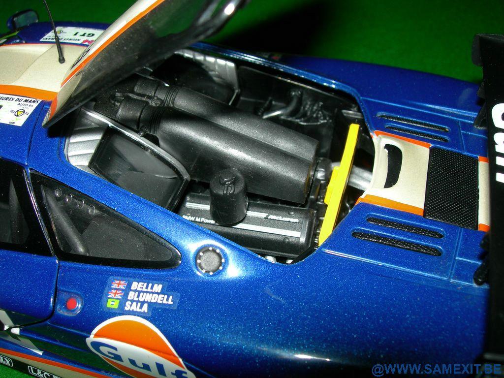 McLaren F1 GTR 24