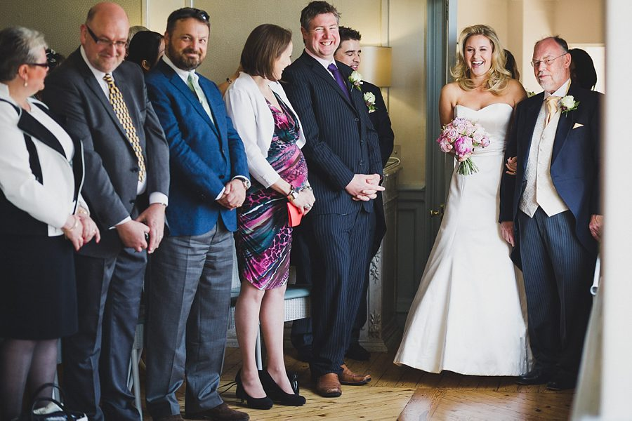 alexandra hotel wedding photographs