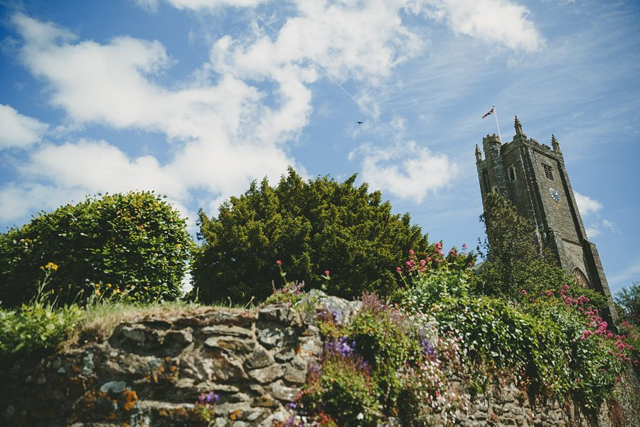 dittisham church wedding in devon