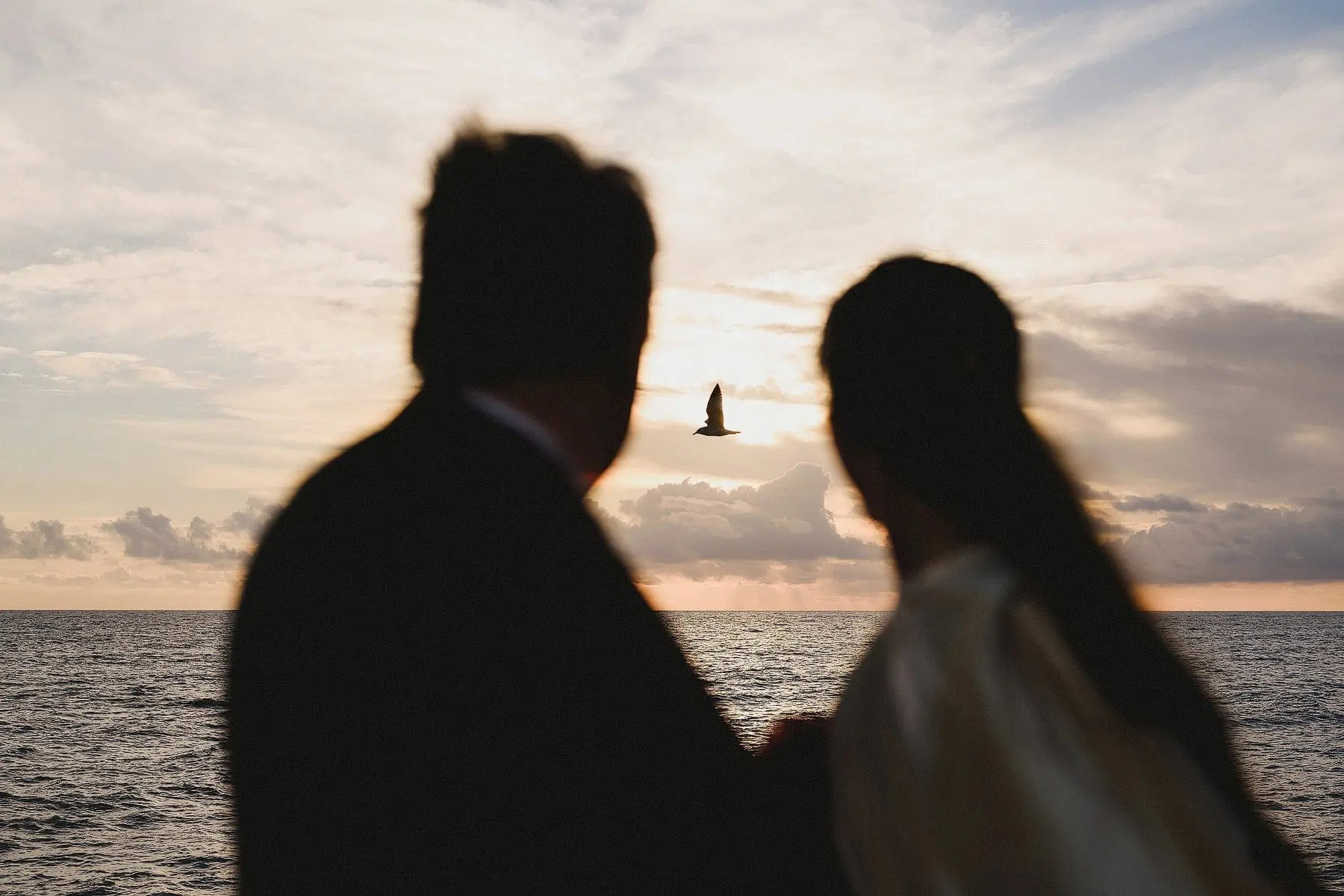 wedding photographers worthing pier