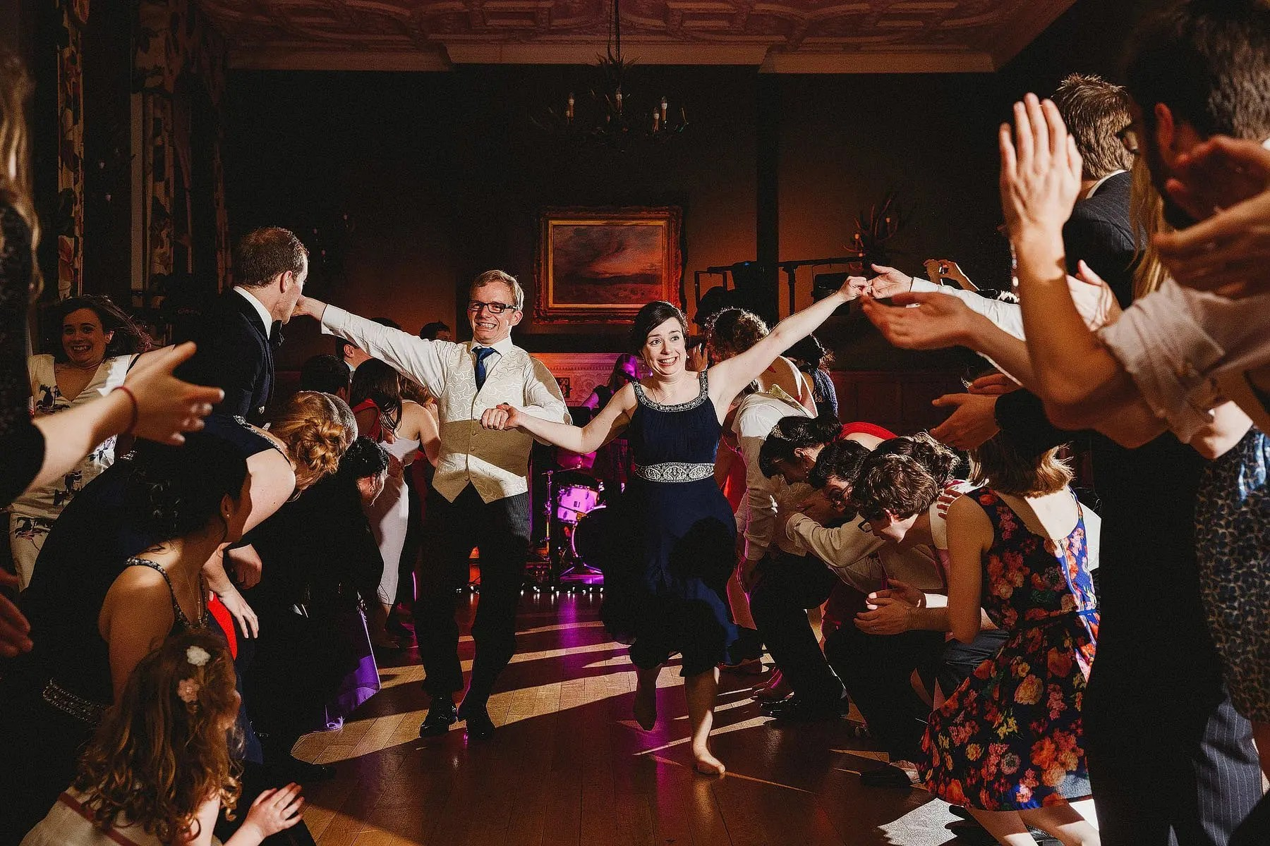 ceilidh at anstey hall