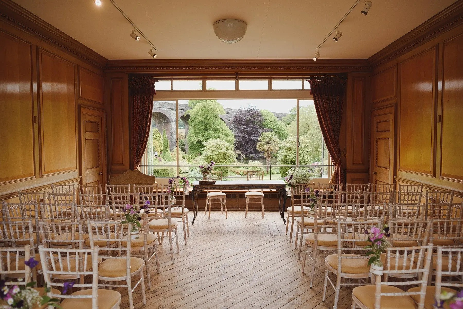 weddings at kilver court gardens