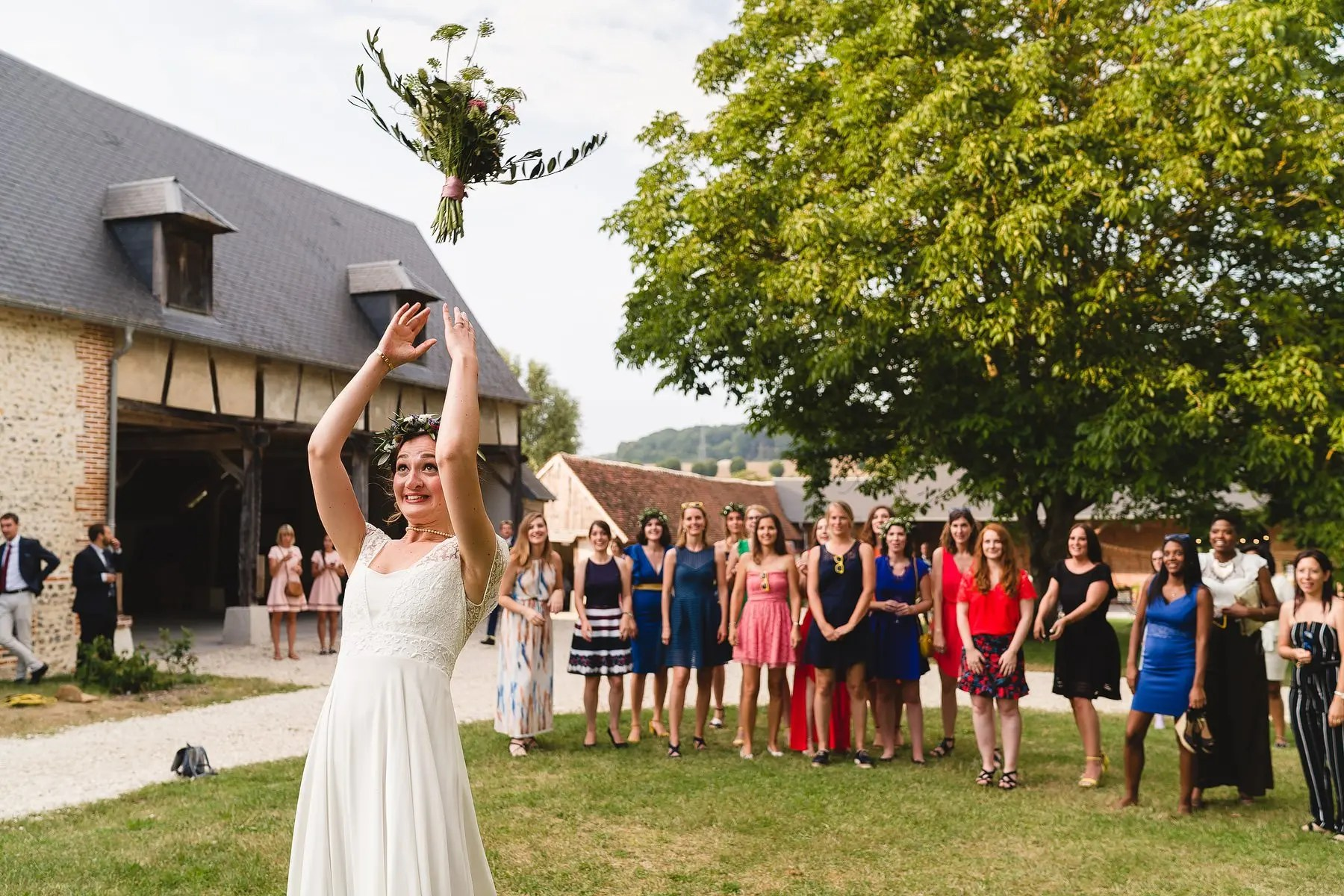 Amécourt wedding estate photographers