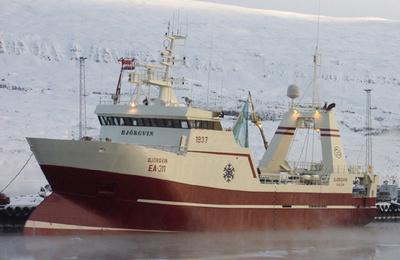 Björgvin EA 311