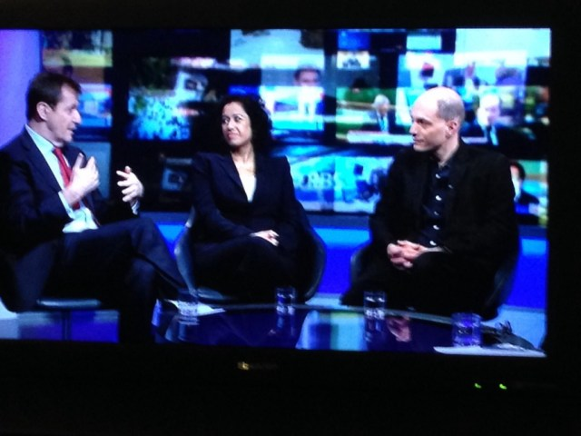 Newsnight Jan 29 2014