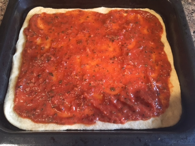 Homemade Succulent Pizza/Pasta Sauce