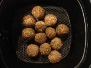 Falafel in Air-Fryer: Healthy & Crispy