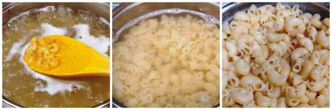 Boil Macaroni