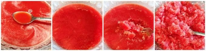 How to make watermelon Slushie