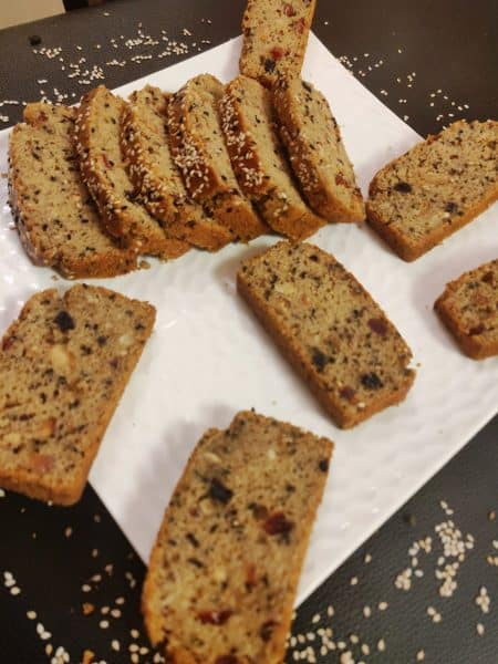 Sesame Cake, Sesame Cake With Jaggery – A Makar Sankranti Special