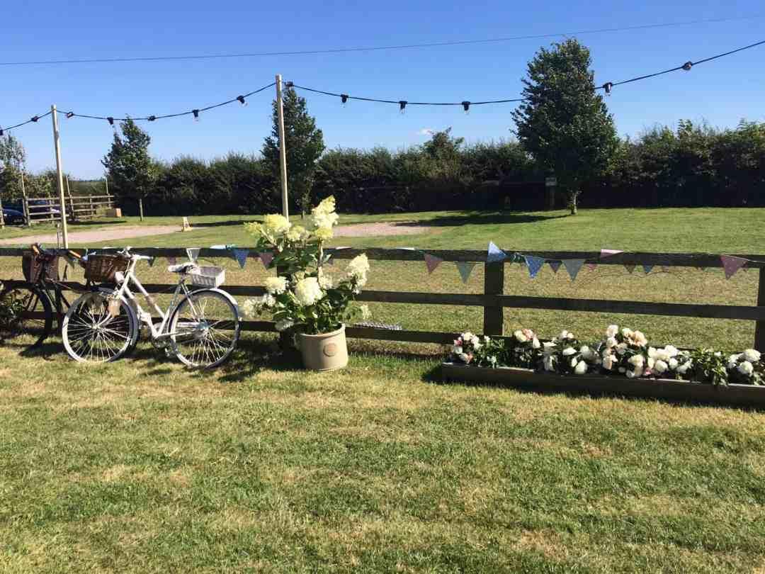 Barford Top Tipi Wedding Site 15