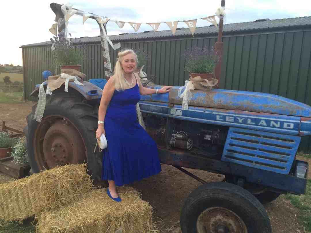 Barford Top Tipi Wedding Site 4