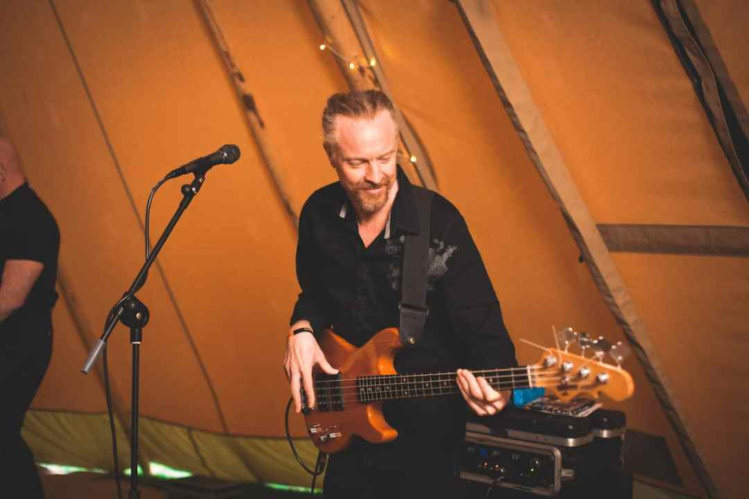 Live Music - Sami Tipi Starlight Social captured by Christopher Terry